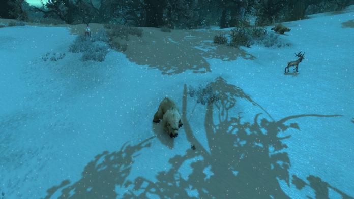 Foliant der Verwandlung: Bärenjunges farmen
